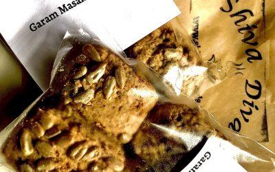 Garam Masala Spice Bites